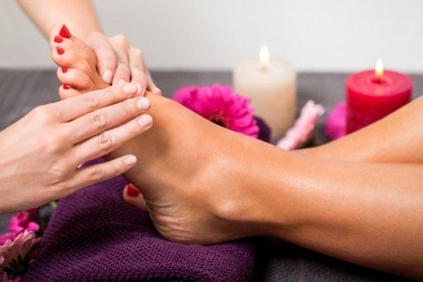 Forkæl dine fødder med fodmassage_