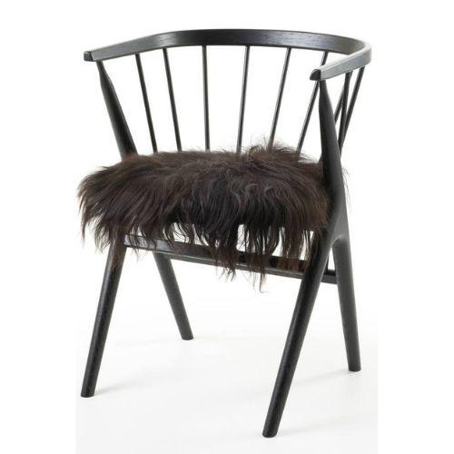 Lammeskindshynde til stol fra Island