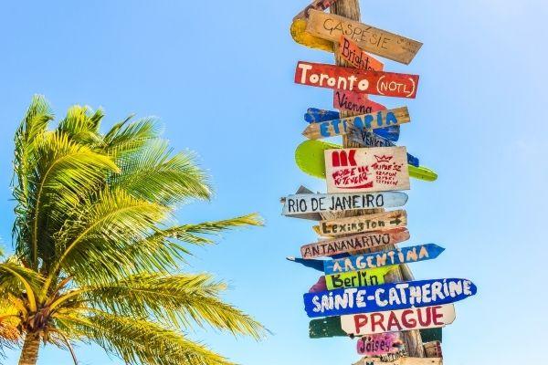Planlæg din næste rejse