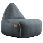 SACKit sækkestol med ryglæn - Canvas Lounge Chair