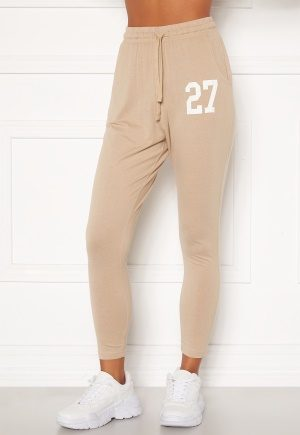 Happy Holly Carolyn pants Light beige 48/50