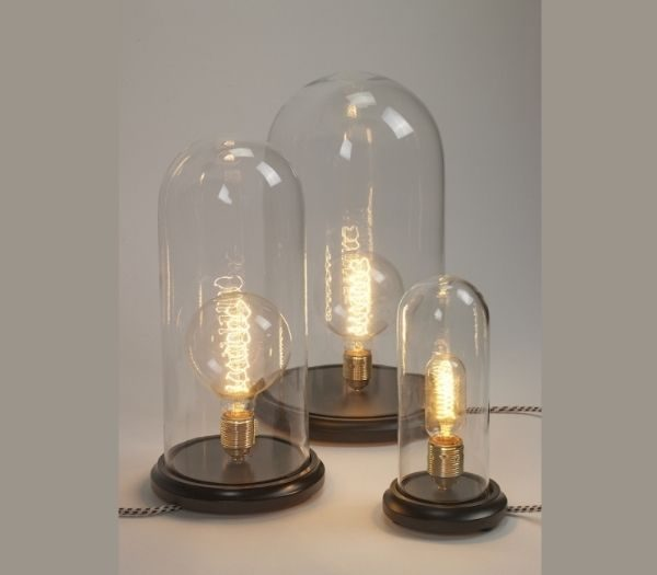 Stor globe lamp